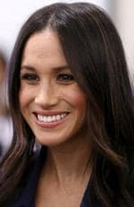 Meghan Markle meets panelists and beneficiaries as she attends the first annual Royal Foundation Forum held at Aviva on February 28, 2018 in London, England. Picture: Chris Jackson/Getty Images