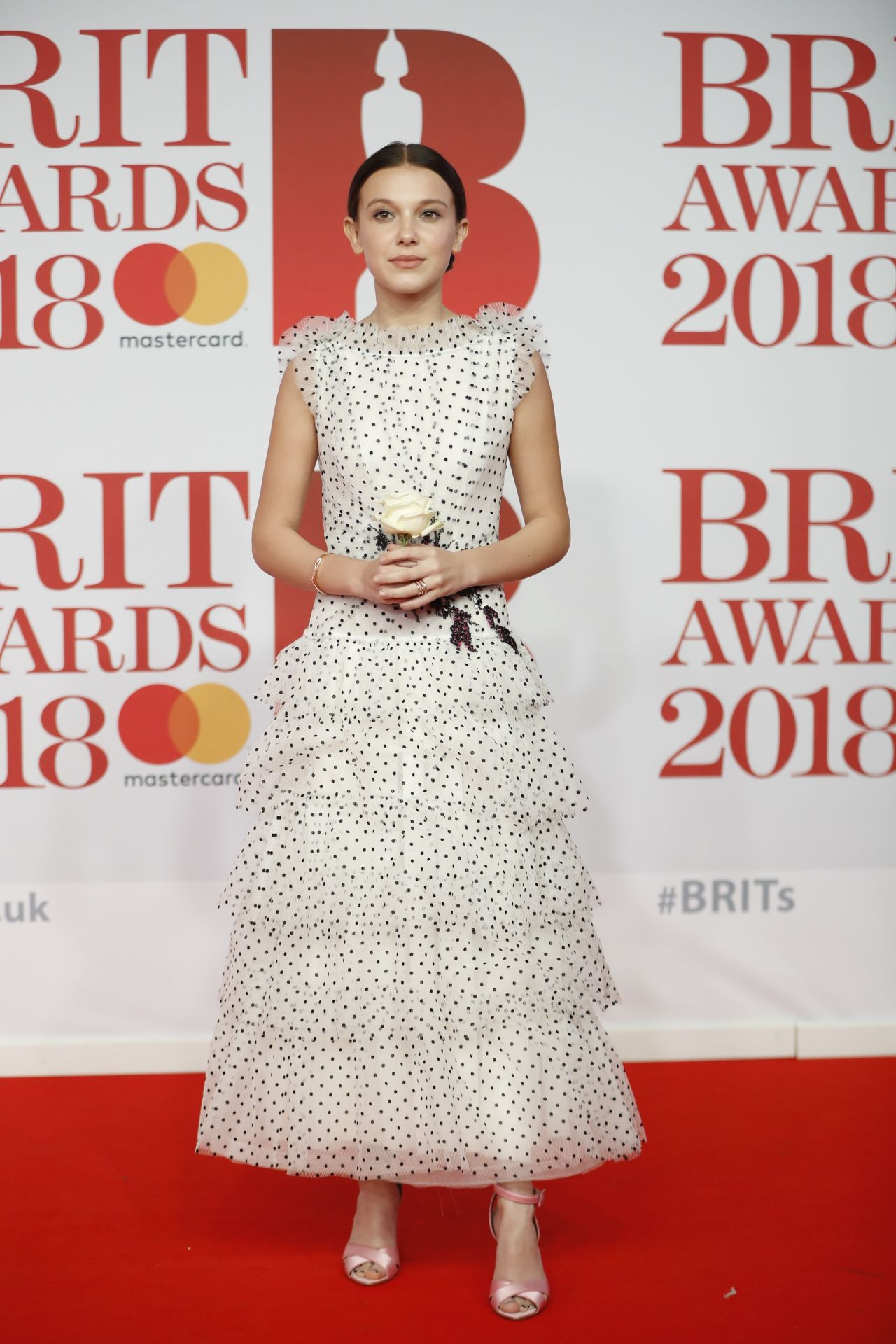 What they're wearing at the 2018 Brit Awards