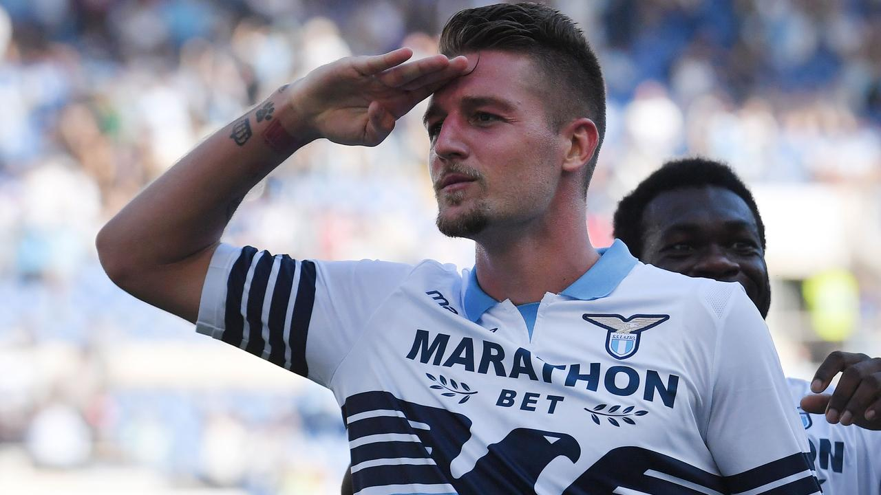 Sergej Milinkovic-Savic is being lined up as Pogba's replacement at United should Pogba leave.