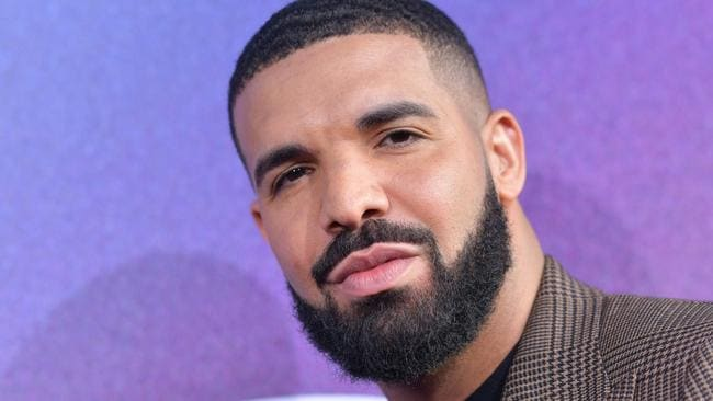 Executive Producer US rapper Drake attends the Los Angeles premiere of the show. Picture: AFP