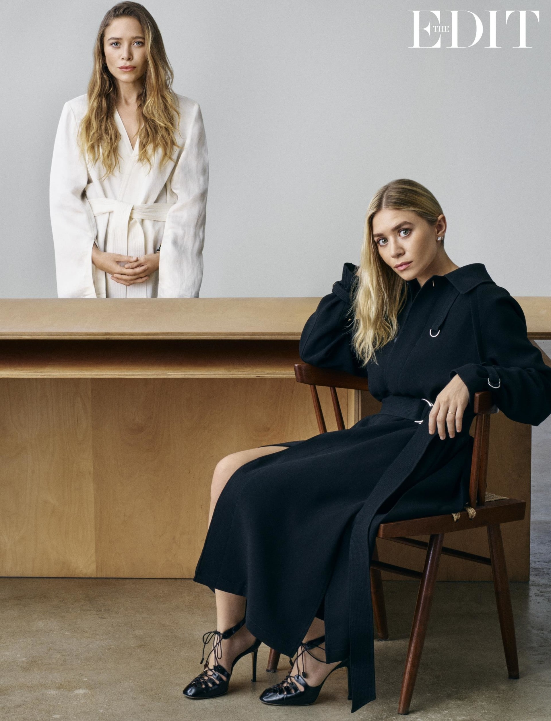 Mary Kate And Ashley Olsen Talk Social Media Husbands And Career