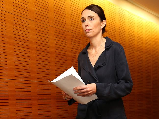 Jacinda showed decisiveness doesn't need to be divisive. Picture: Hagen Hopkins/Getty Images