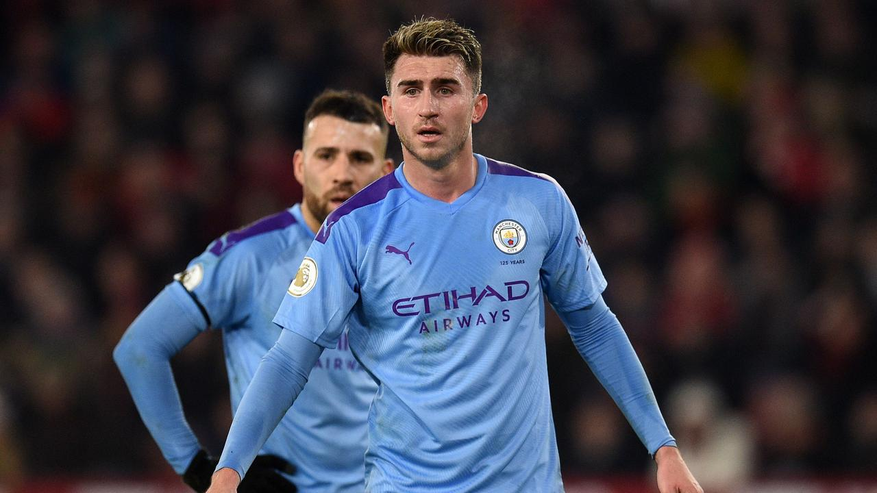 Manchester City's Aymeric Laporte is crucial to their success or failure this season.