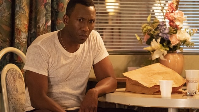 Oscar winner Mahershala Ali is one of the faces to step inside Room 104
