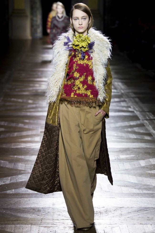 Dries Van Noten ready-to-wear autumn/winter '15/'16