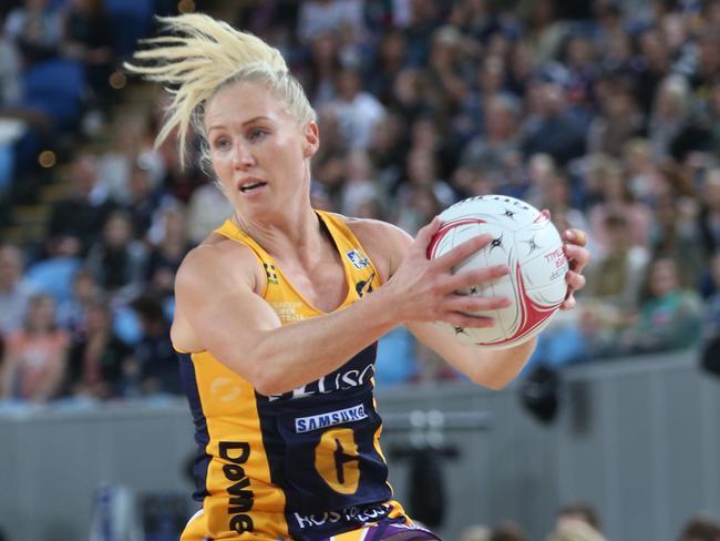 Laura Langman will return to the Sunshine Coast Lightning for the 2019 season. Picture: David Crosling