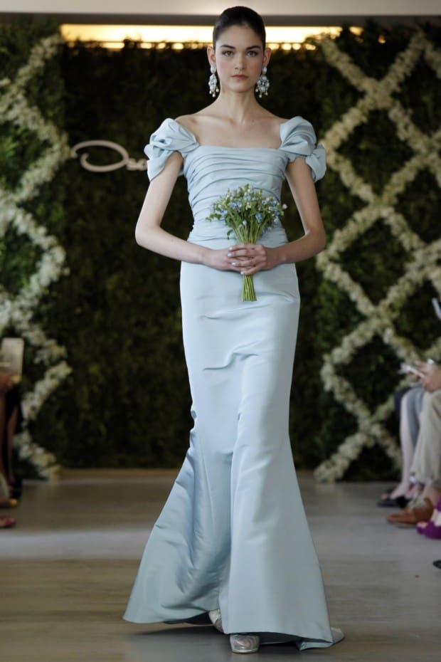 Designer wedding dresses at David Jones - Vogue Australia