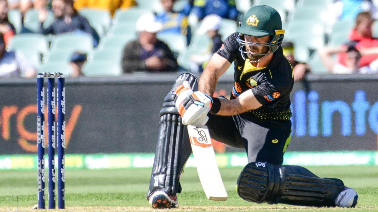 Glenn Maxwell was forced to withdraw last week to undergo surgery on his left elbow.