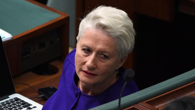 Kerryn Phelps. Picture: AAP/Mick Tsikas