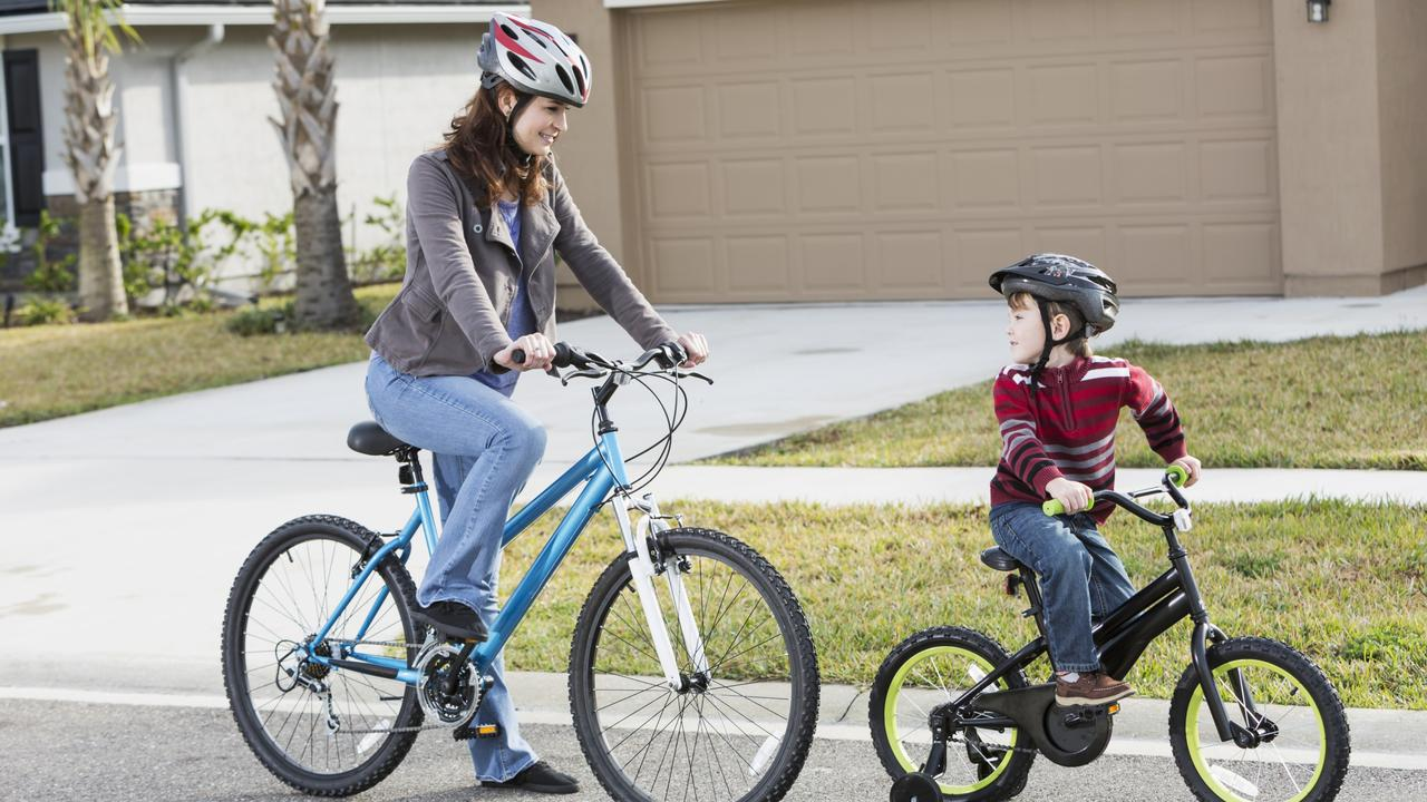 Many people surveyed said they would ride more if they didn't have to wear helmets.