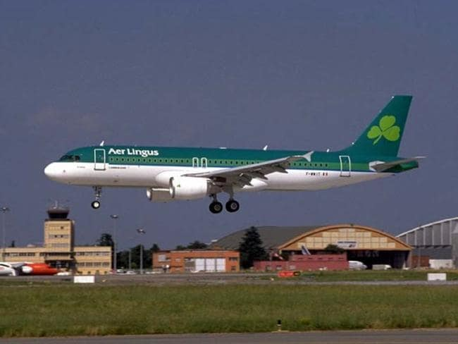 Aer Lingus said passengers' devices 'may connect to the in-flight roaming network' without them opting into the Wi-Fi network.