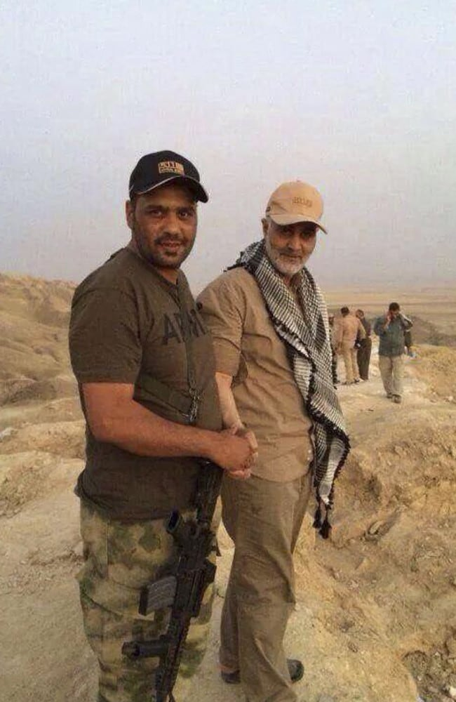 Iranian spymaster General Qassem Soleimani was reportedly killed in the airstrike.