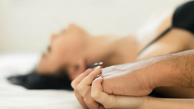 Hot sex out of nowhere could well be the sign you're being cheated on. Photo: iStock