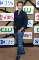 David Duchovny, 55. Picture: Jason Kempin/Getty Images