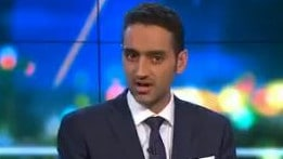 'We're being traumatised': Waleed Aly