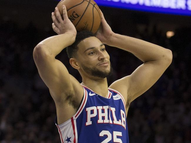 Ben Simmons has had to make some tough calls.