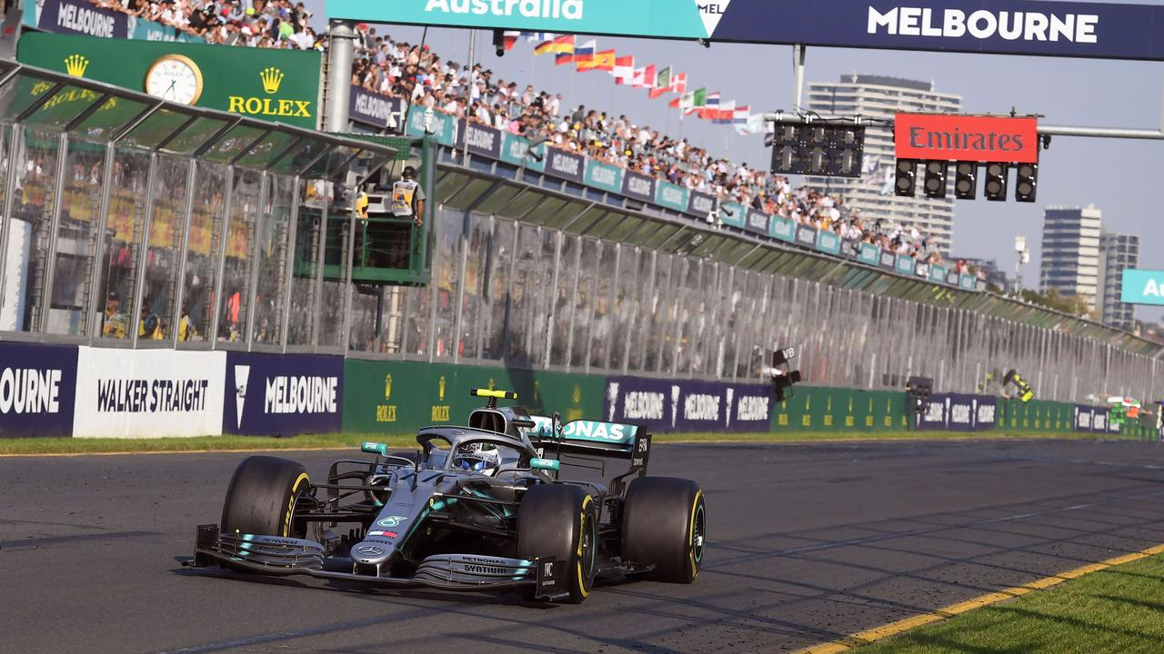 A rescheduled Australian Grand Prix is unlikely in 2020.