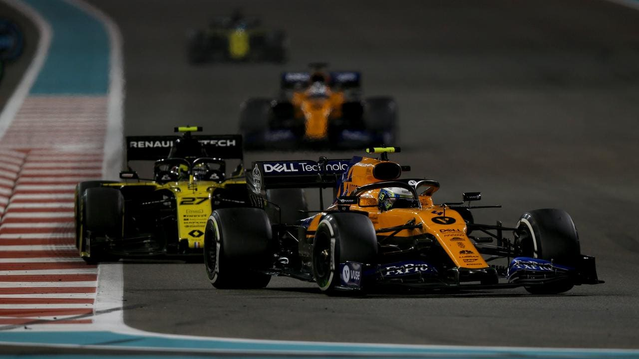 Can McLaren and Renault make gains on the Big 3.