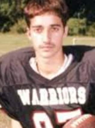 Adnan Syed as a high school student at Baltimore's Woodlawn High School. Source: Supplied