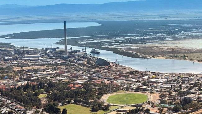 Port Pirie in South Australia is a constant target of Sh*t Towns of Australia.