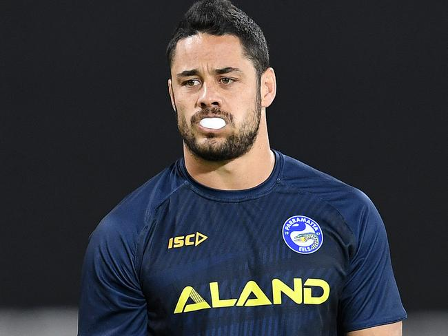 Jarryd Hayne is one of many NRL stars still out of contract.