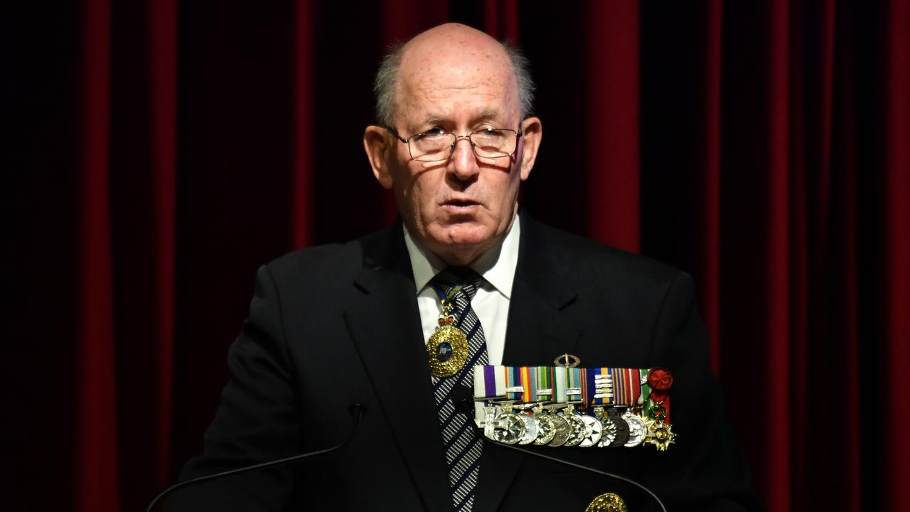 Governor-General of Australia, Sir Peter Cosgrove. Picture: AAP