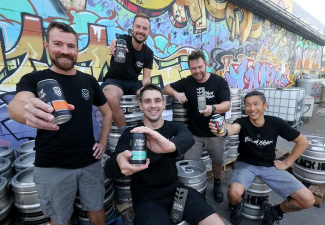 Pussy Juice Beer Black Hops Brewery Under Fire For Lewd Beer Name  The Courier-Mail-3038