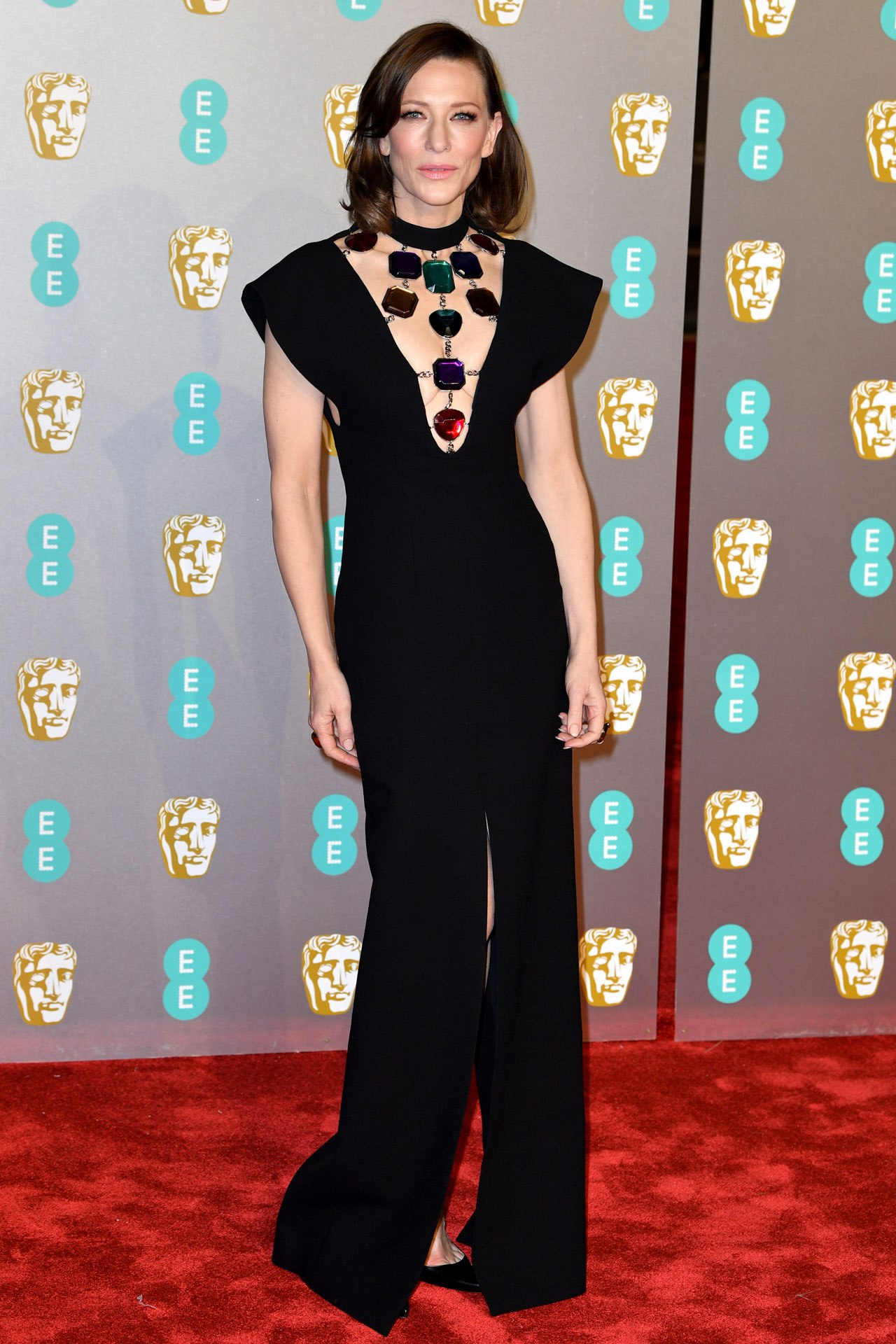 What they wore on the 2019 BAFTAs red carpet