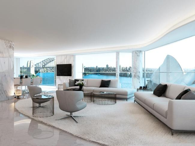 These two penthouses in one will set you back more than $20 million.