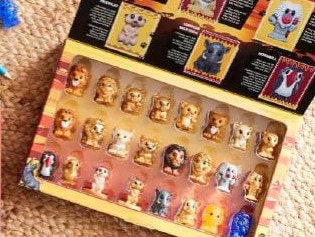 The popular Lion King Ooshie program. Picture: Supplied