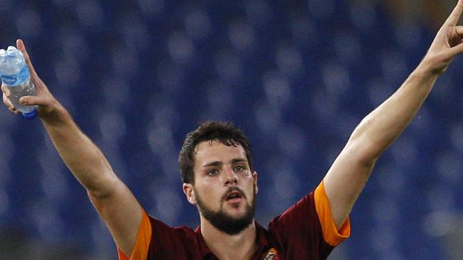 Mattia Destro scored a screamed from halfway.