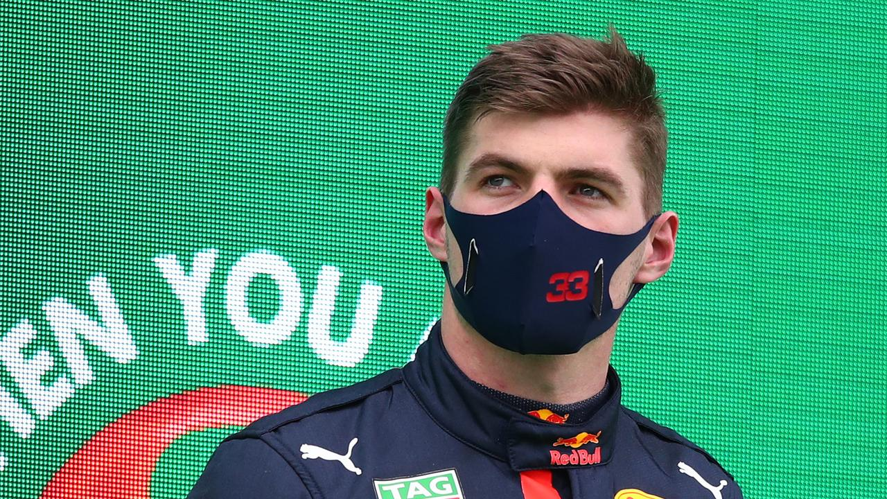 Max Verstappen said he will race on beyond his 40th birthday in a bid to match Lewis Hamilton.