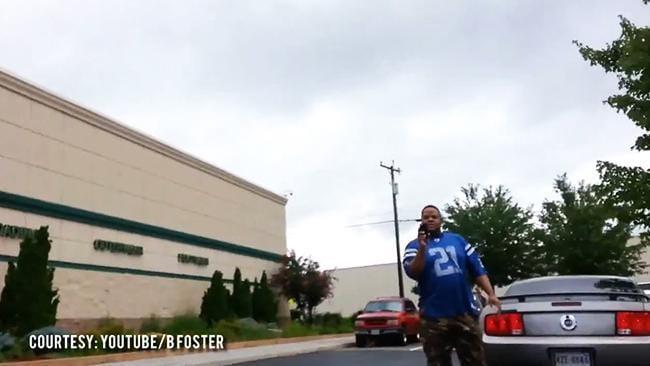 Virginia shooter Vester Lee Flanagan captured in road rage incident