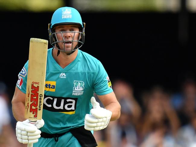 AB de Villiers has had a mixed start to his BBL career.