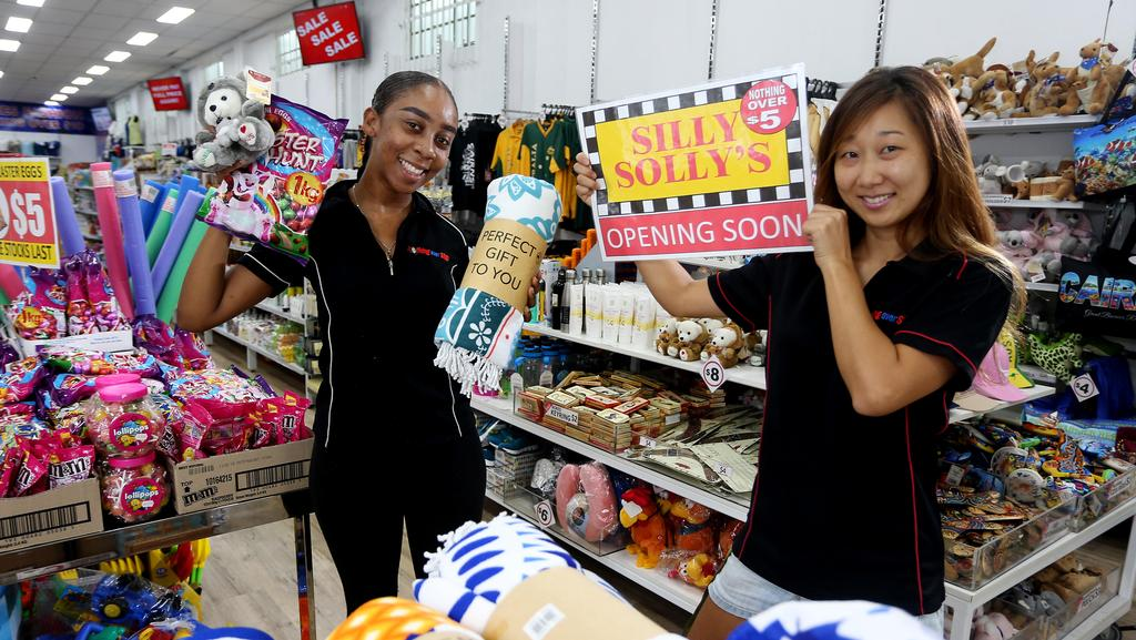 Silly Solly's returns to Cairns in partnership with Global