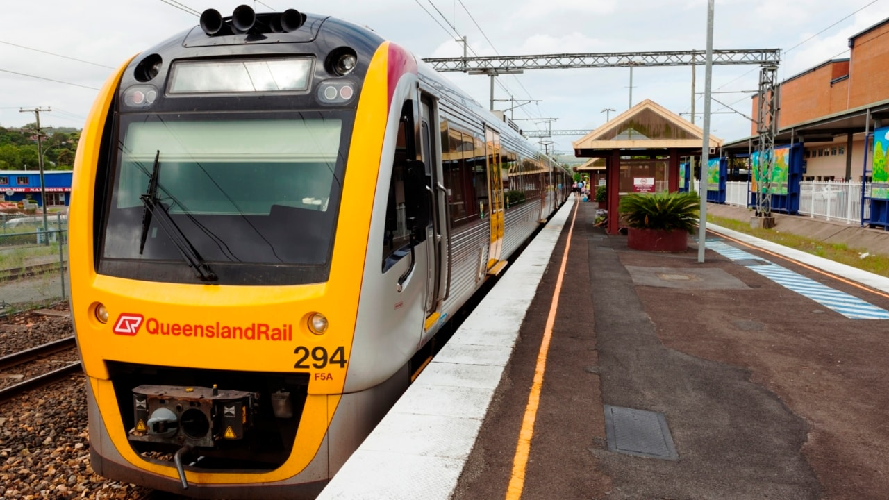 Queensland Rail promises train woes have been addressed