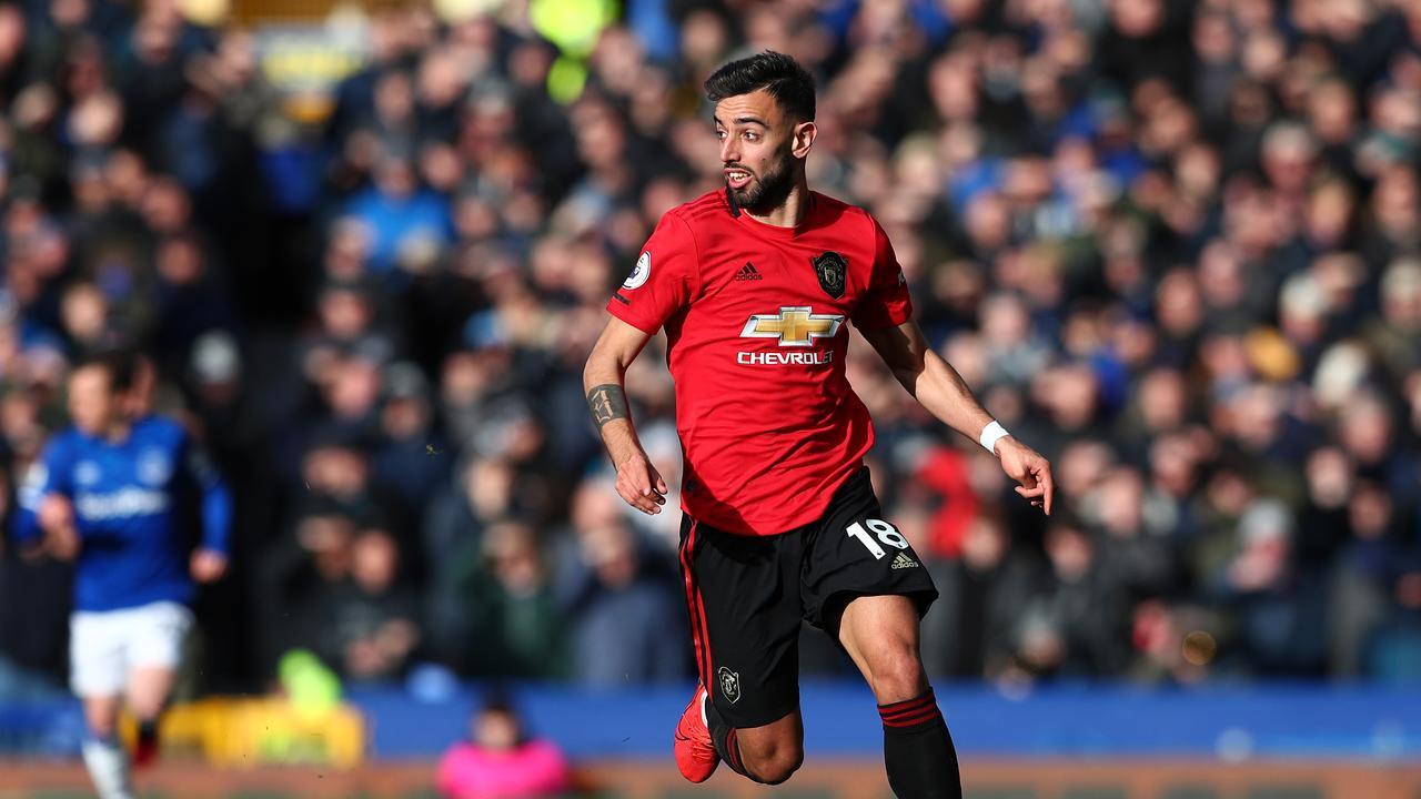 Bruno Fernandes has been Manchester United's star player.