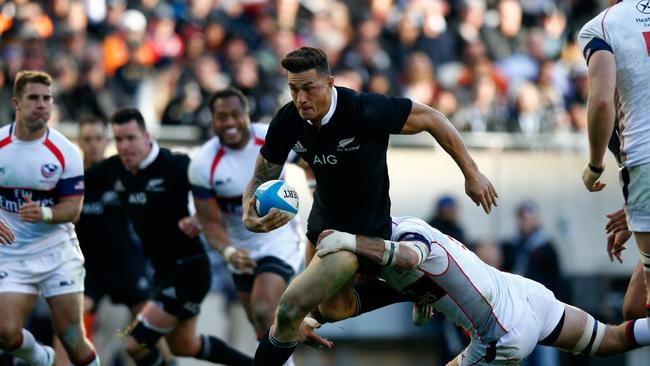 Why are the All Blacks so good? Pic: Phil Walter/Getty Images)