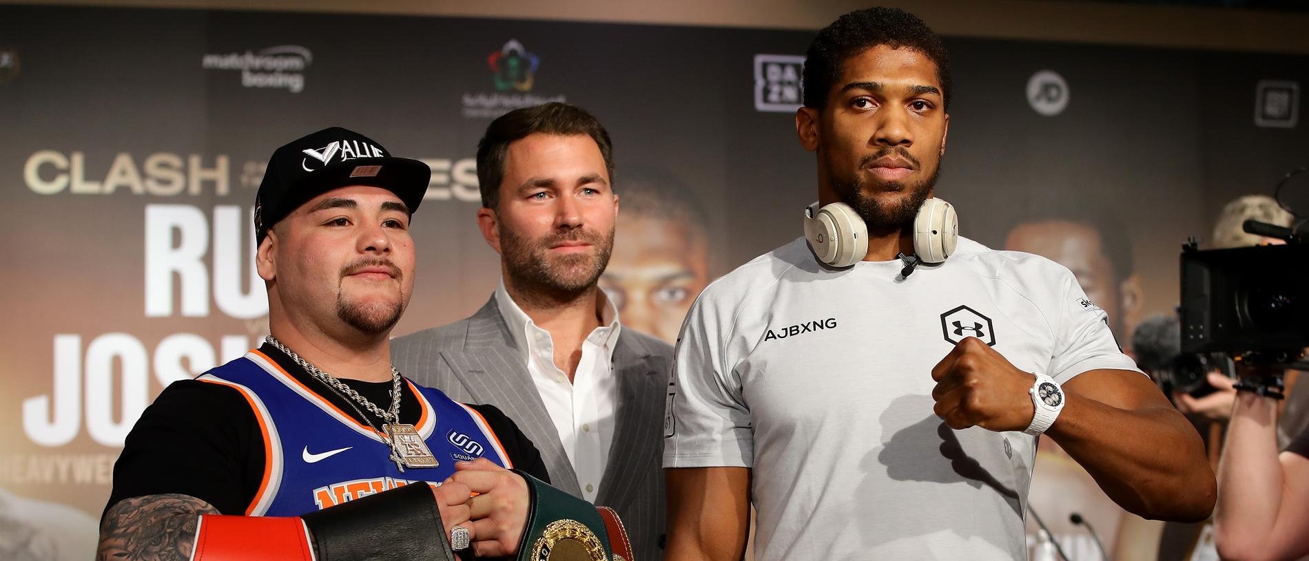 Andy Ruiz Jr v Anthony Joshua 2 - Final Press Conference