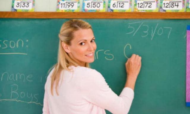 Your child's school teacher - Kidspot