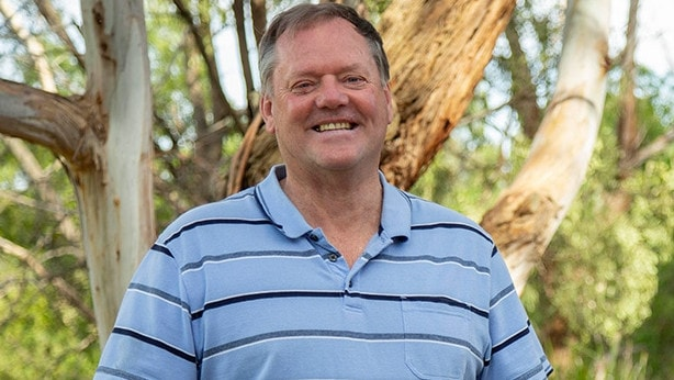 Maroondah councillor Paul Macdonald is against a proposal to shorten Croydon's Dorset Golf Course. Picture: Maroondah Council website.