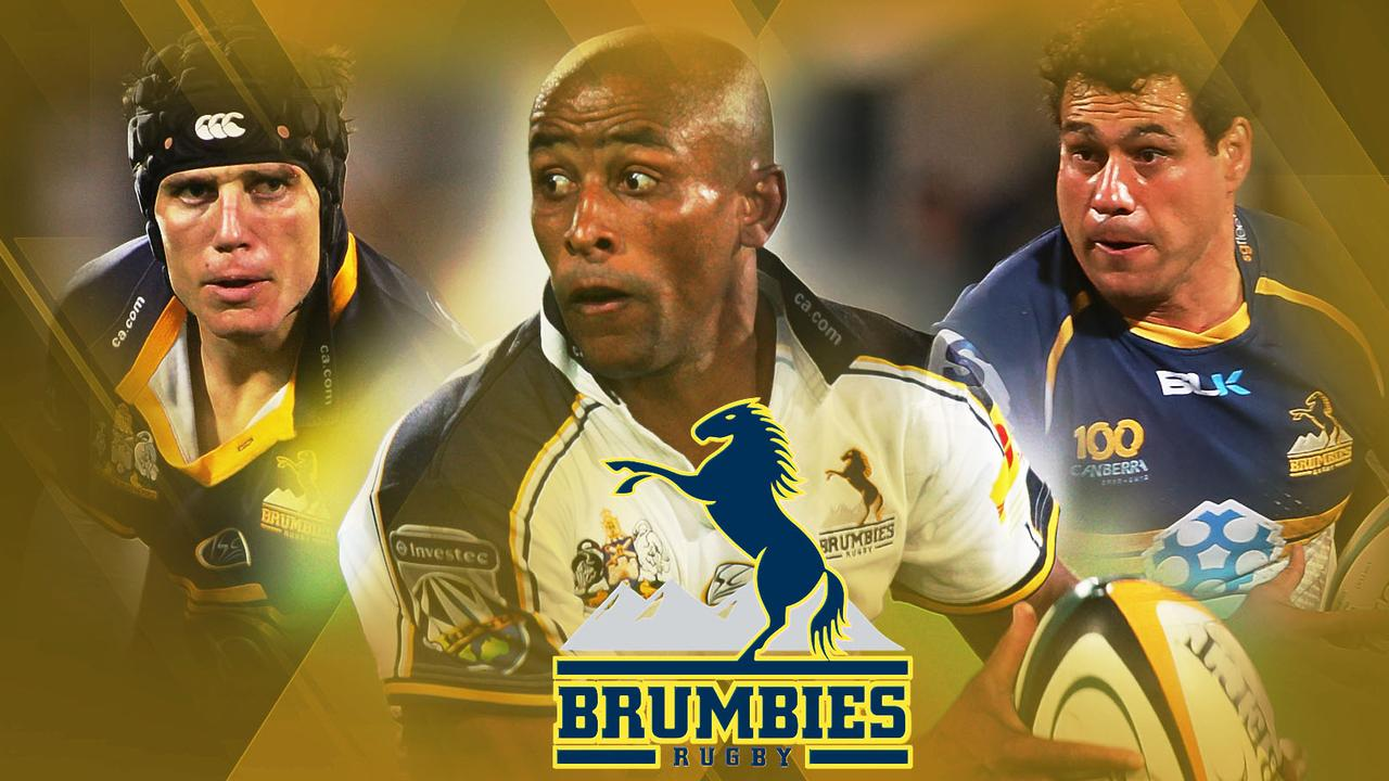 Fox Sports Lab picks the Brumbies' all-time Wallabies XV