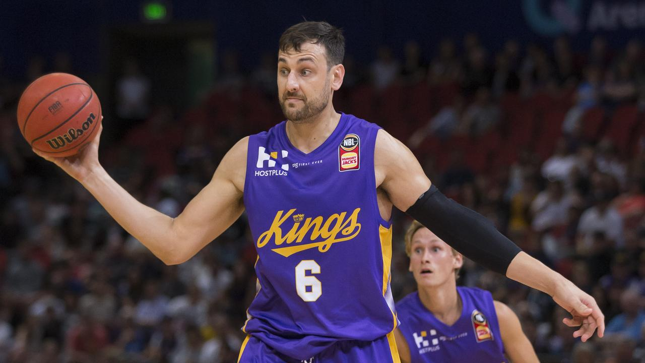 Andrew Bogut welcomed the new deal. (AAP Image/Craig Golding)