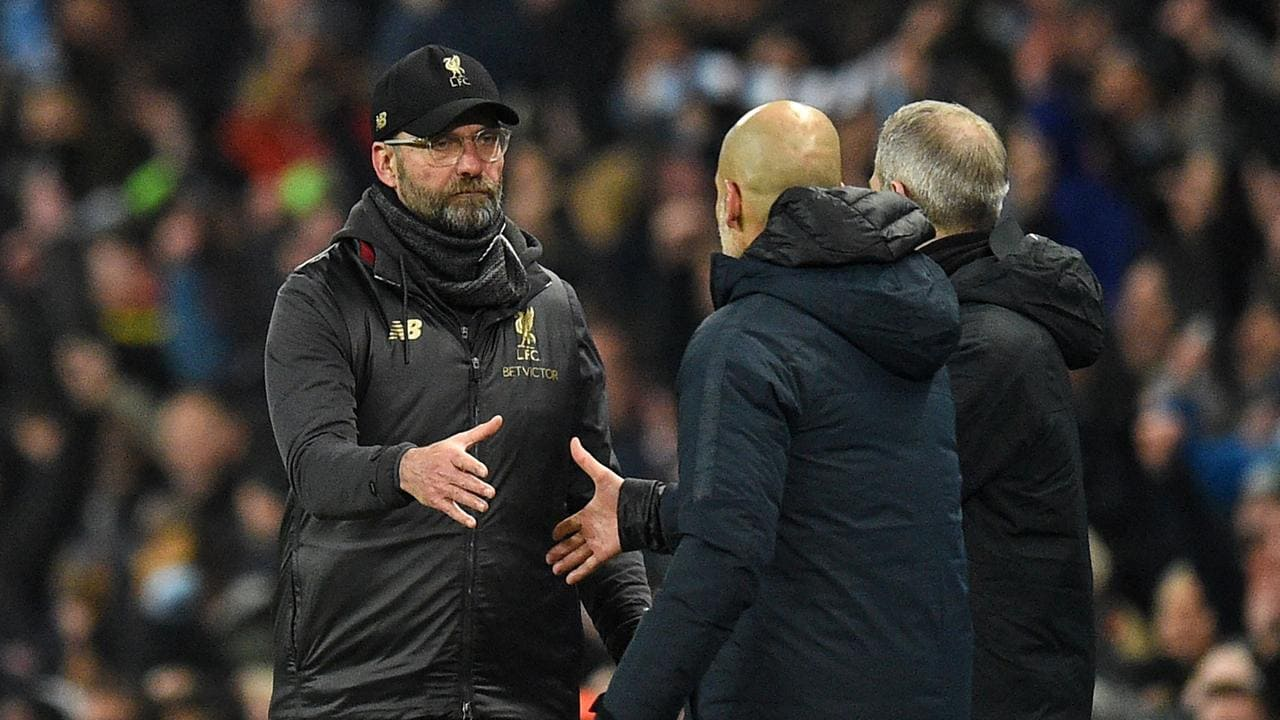 Jurgen Klopp took three to four years to fully impress his vision on Liverpool.