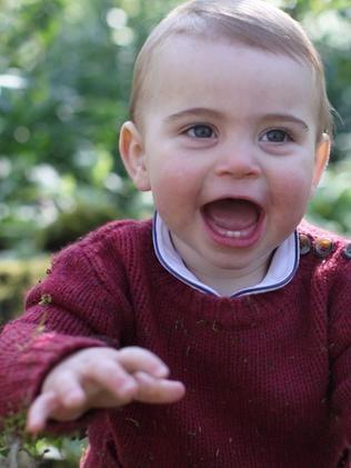 Britain's Prince Louis of Cambridge. Picture: AFP