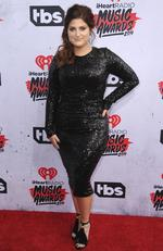 Meghan Trainor attends the iHeartRadio Music Awards at The Forum on April 3, 2016 in Inglewood, California. Picture: AP