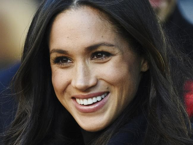 It is no surprise Meghan Markle will exclude the word 'obey' from her vows. Picture: AFP.