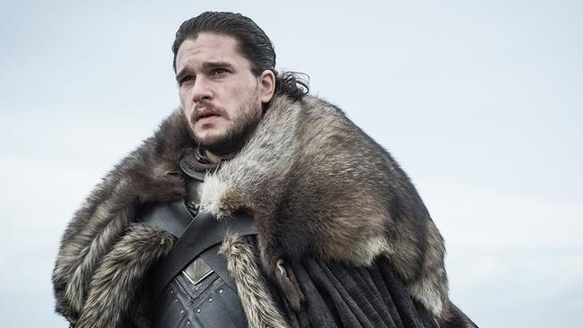 Jon Snow seemed destined to save the world. Picture: Foxtel