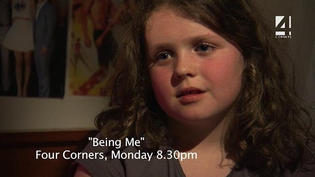 Four Corners: Being Me