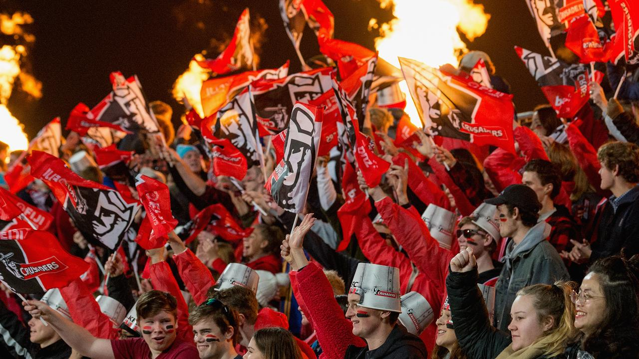 New Zealand will have no restrictions on its Super Rugby crowds.